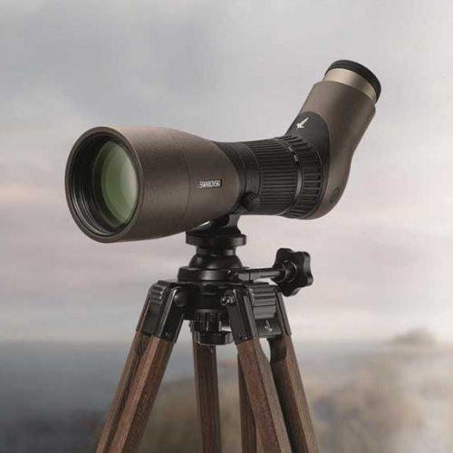 Swarovski Optik presenta, el pack de telescopio y trípode ATX Interior y los binoculares CL Companion