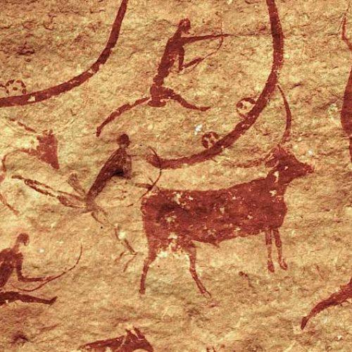La caza sigue siendo paleolítica