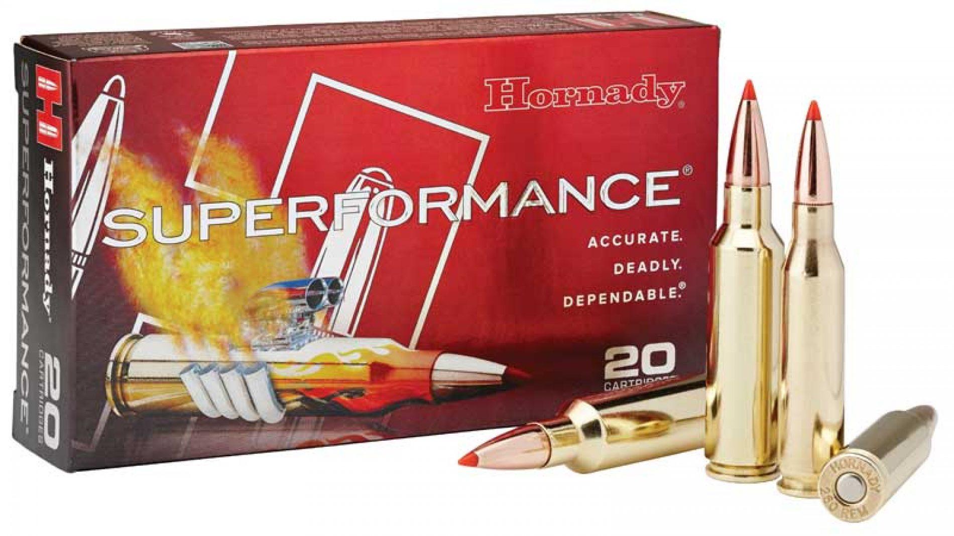 ¿Por qué la munición Hornady Superformance SST es excelente para rececho?