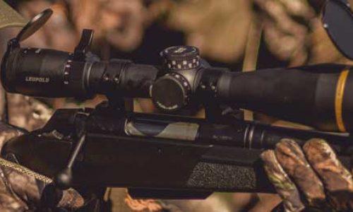 BORCHERS nuevo distribuidor de la óptica LEUPOLD