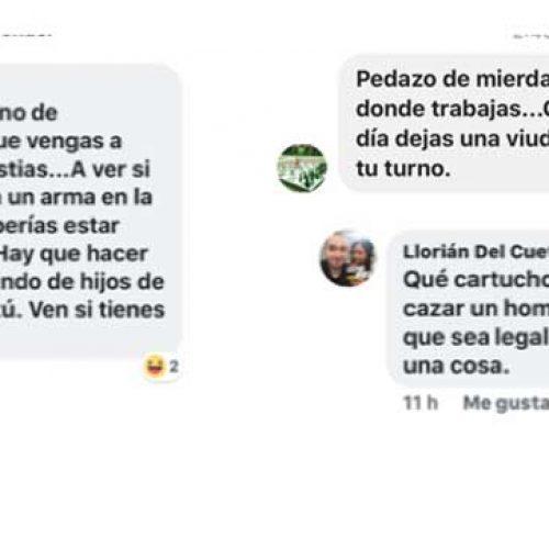 Artemisan denuncia ante la Guardia Civil las amenazas contra el responsable de Cárnicas Dibe