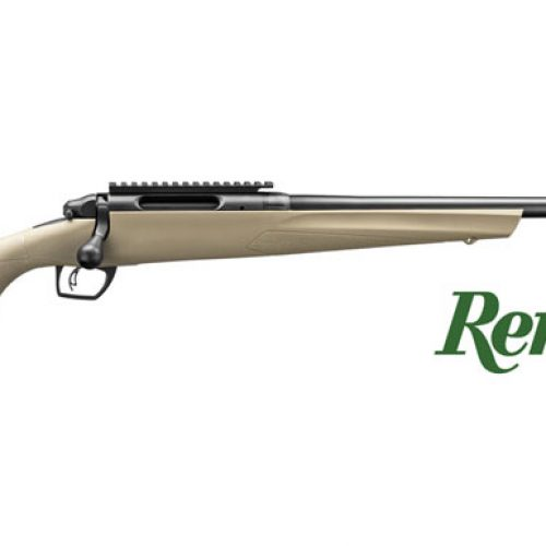 Nuevo Rifle de cerrojo REMINGTON 783 Heavy Barrel – 308 Win