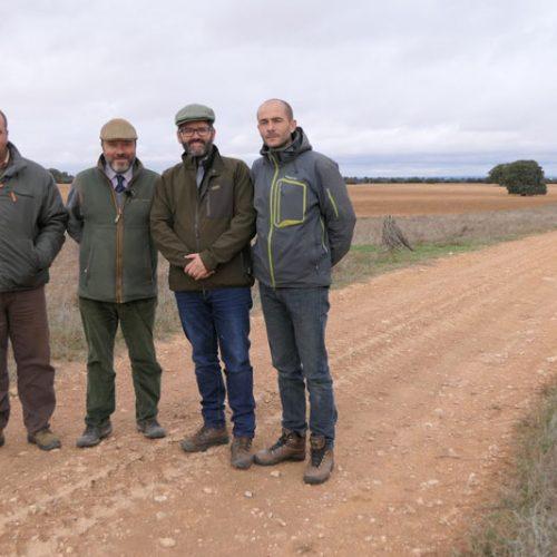 InterFIELD' conoce iniciativas para compatibilizar agricultura y la biodiversidad