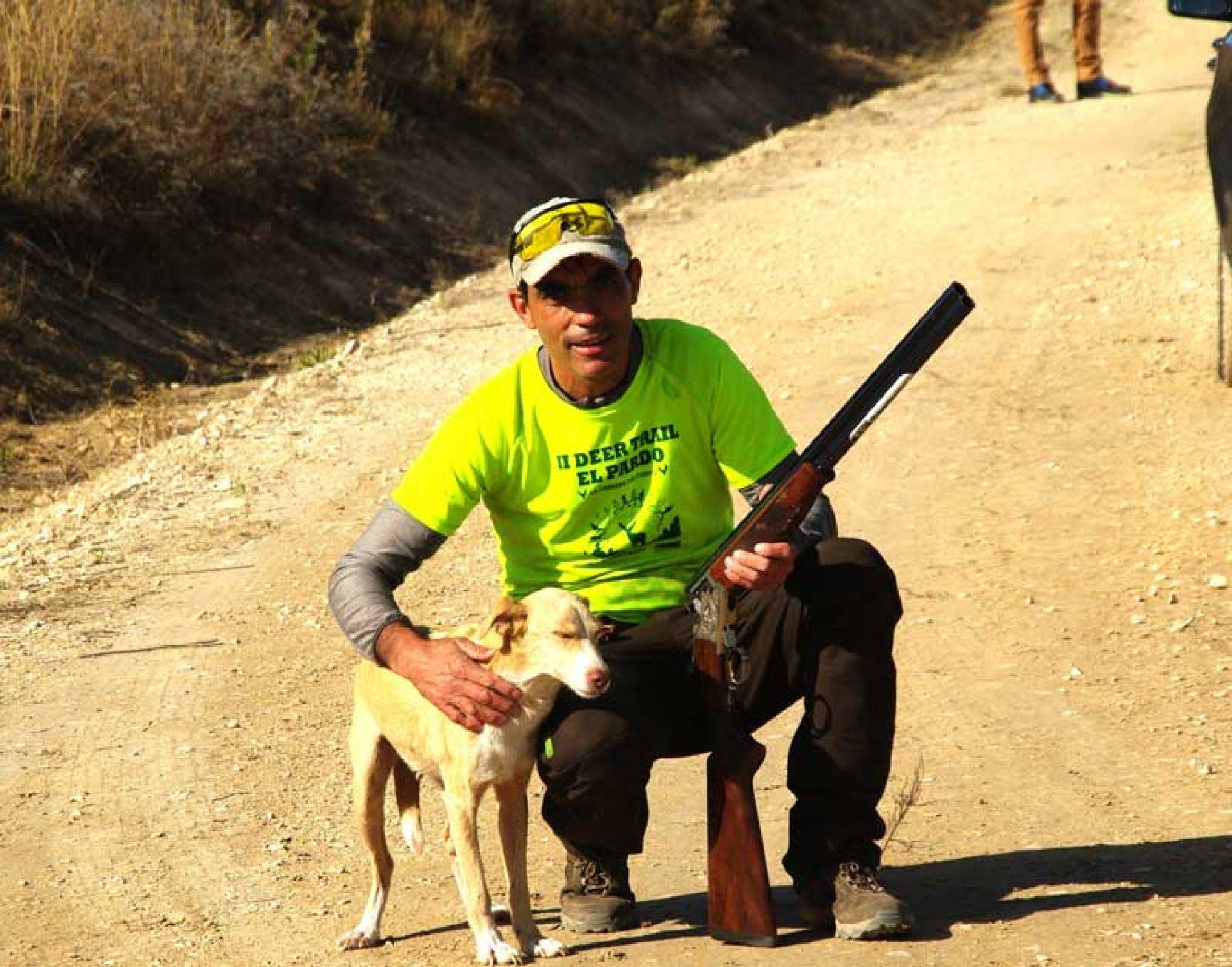 Campeonato madrileño de caza menor con perro 2018