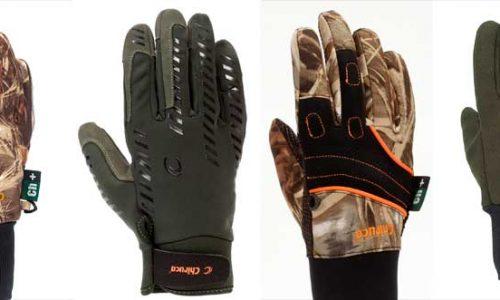 Nueva colección de guantes de caza Chiruca®