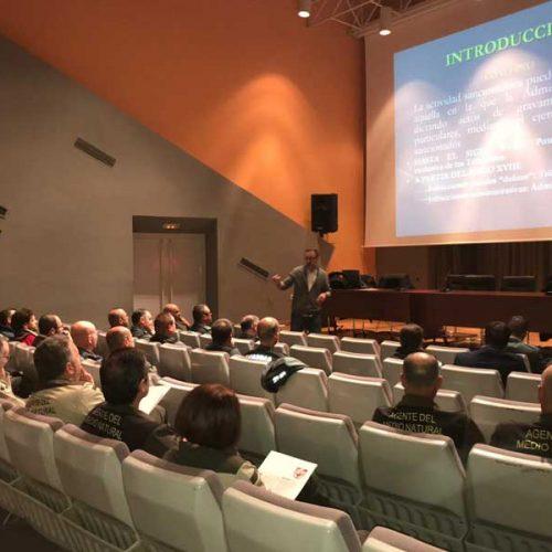 Jornadas de formación cinegética dirigidas a agentes del SEPRONA y del Medio Natural