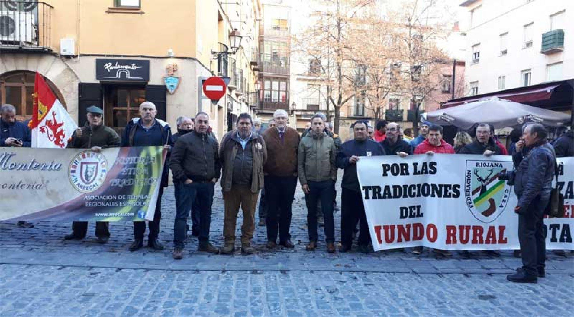 La ONC lamenta el sinsentido de la ILP de Protección Animal aprobada en La Rioja