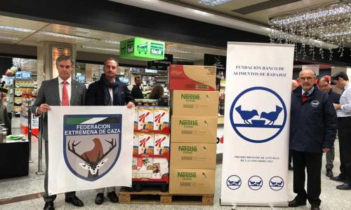 FEDEXCAZA+ dona 300 raciones de comida para comedores sociales
