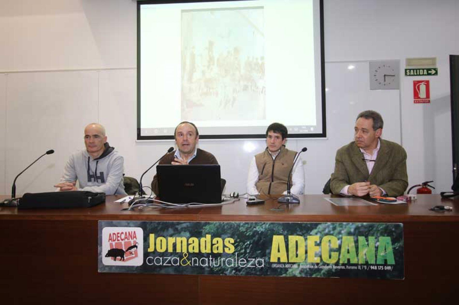 Éxito de las XIX Jornadas de Caza y Naturaleza de Adecana