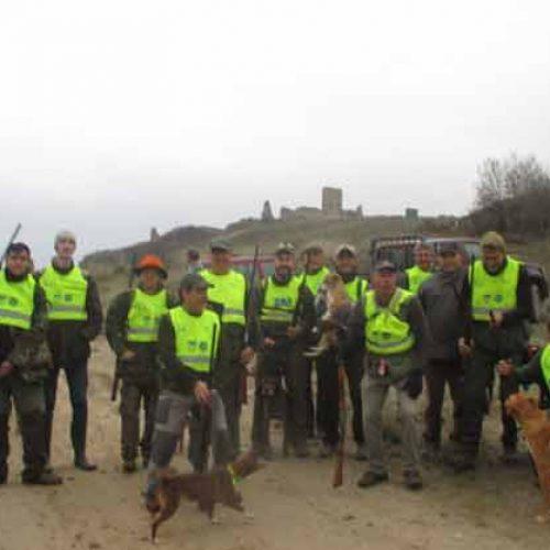 Campeonato Intersocial de caza menor con perro 2018 para presidentes, veteranos y juniors