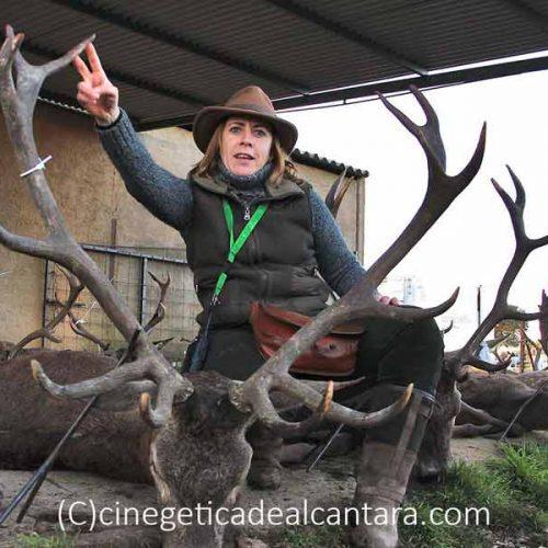 Buen día de caza con más de 200 disparos en Benavente – Cuarto del Oro