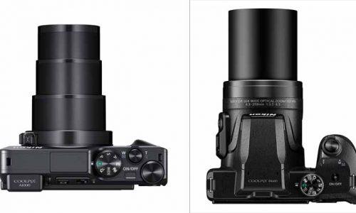 Nuevos superzooms COOLPIX de Nikon