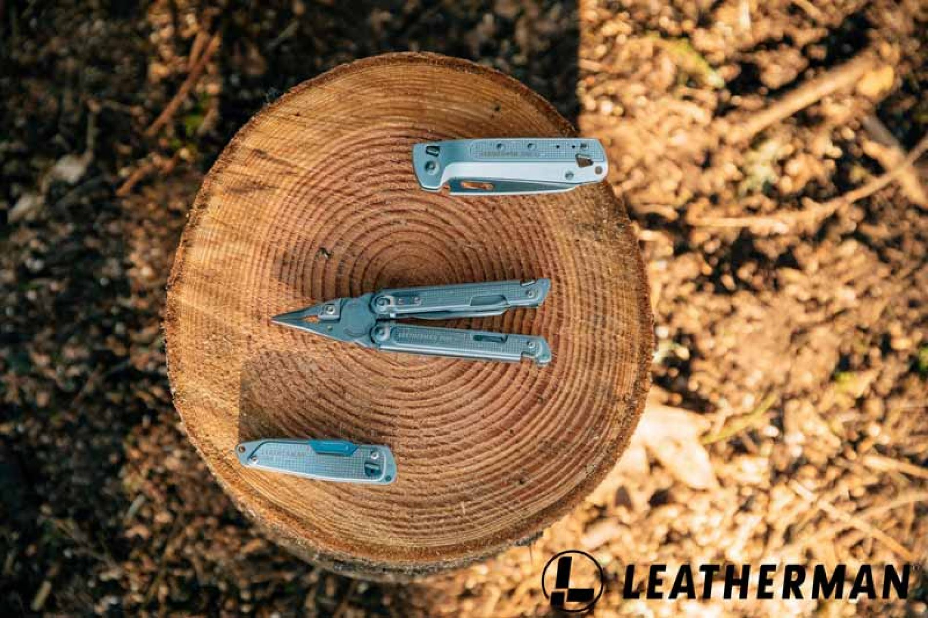 "Leatherman redefine el concepto ""multiuso"""