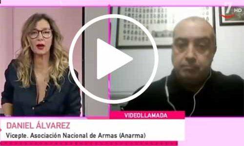 El vicepresidente de Anarma indignado con el borrador del Reglamento de Armas