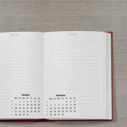 Calendario provisional de competiciones 2019 de la Real Federación Española de Caza