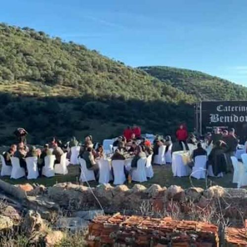 Los jabalíes fueron los grandes protagonistas en la montería La Chuscarra