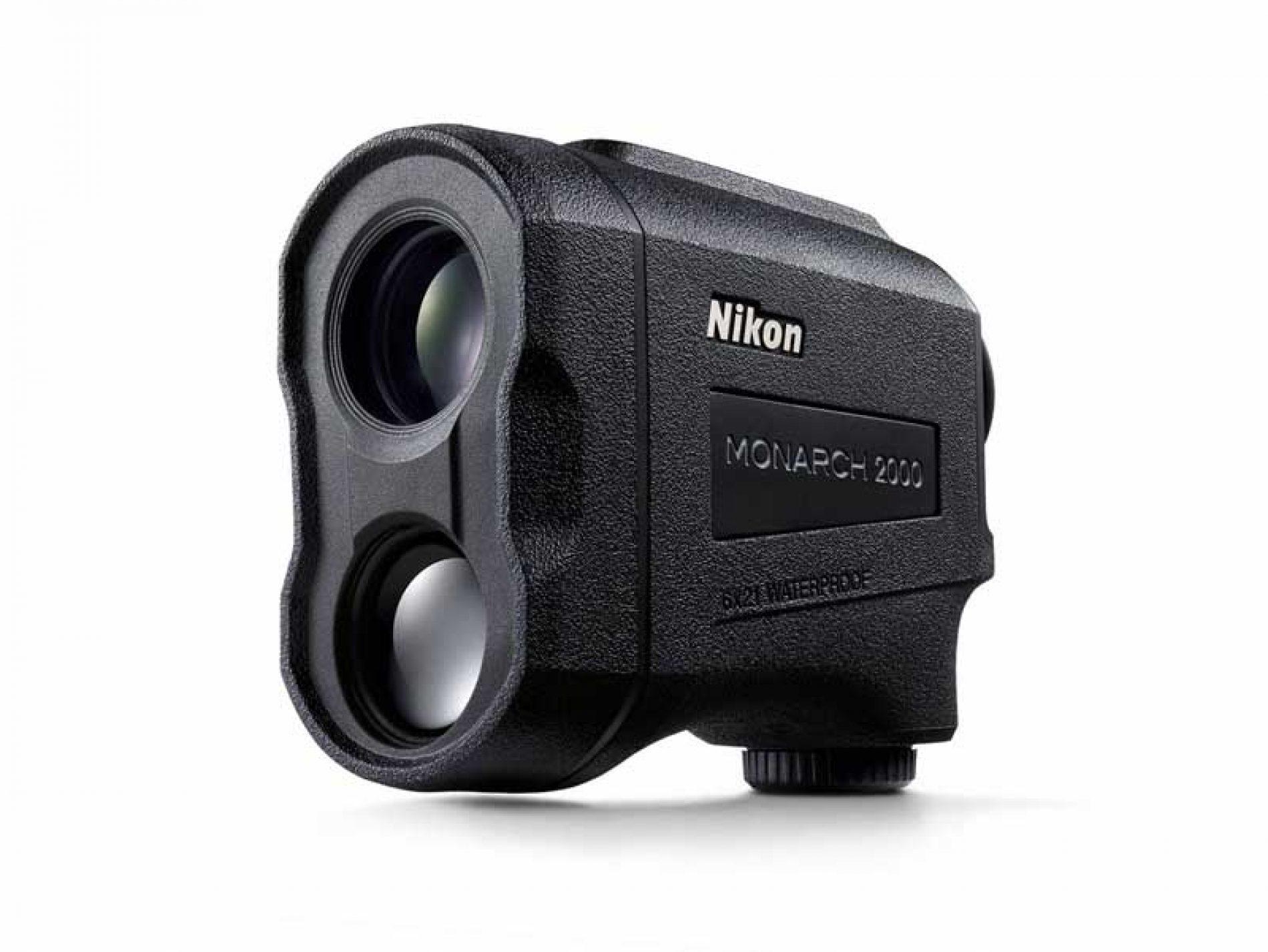 Nikon presenta el telémetro Láser Monarch 2000