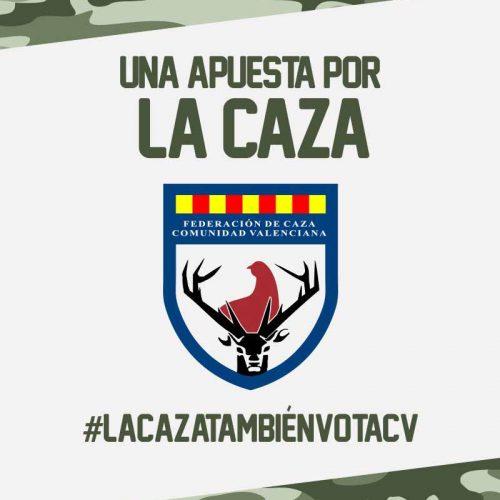 En la Comunidad Valenciana #LaCazaTambiénVota