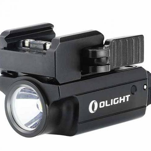 El Calden presenta la primera luz de arma compacta recargable la PL-MINI VALKYRIE 2 de OLIGHT