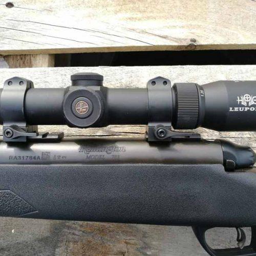 Visor LEUPOLD VX-R 1.25-4×20 HOG Diseñado para la caza del jabalí