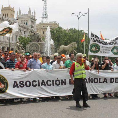 Las caracolas volverán a sonar en Madrid el 3-M
