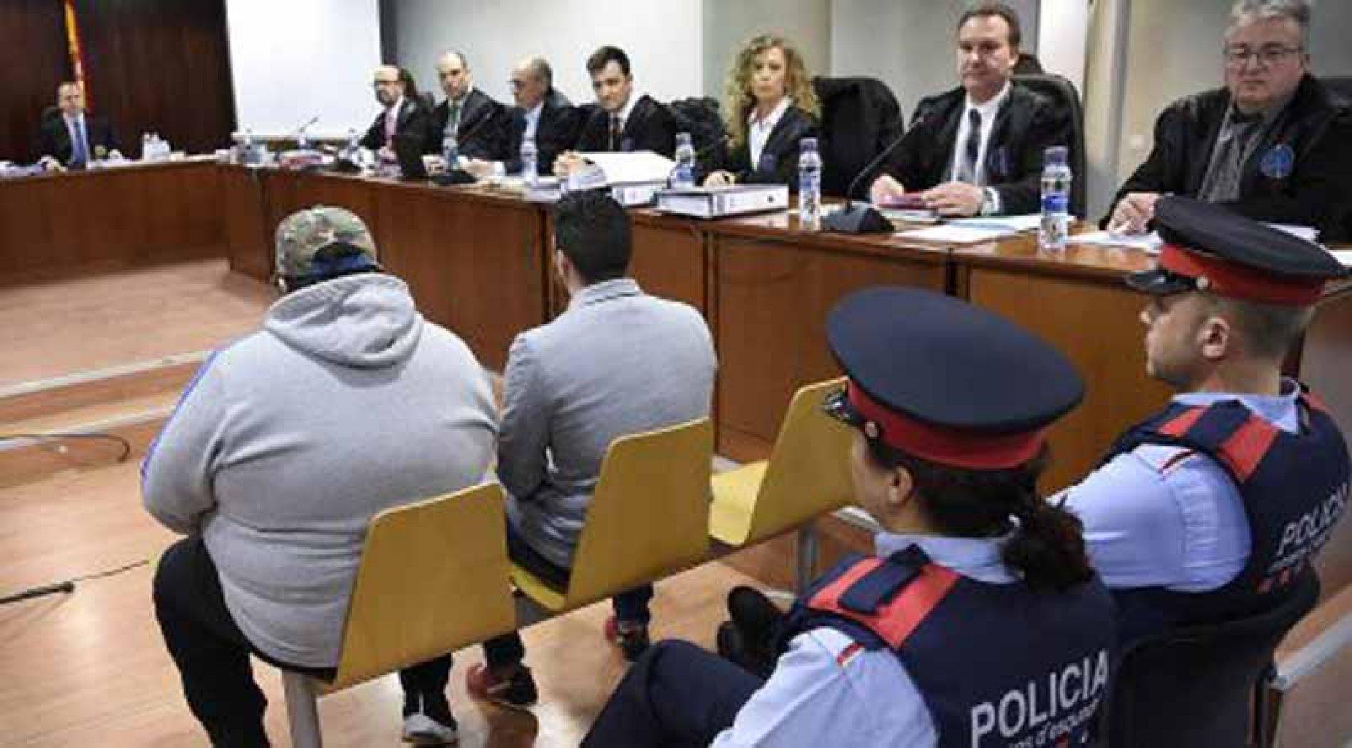 Condenan a 45 años de prisión al asesino de los 2 agentes rurales en Aspa