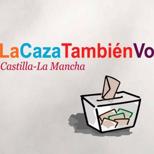 #LaCazaTambiénVota inicia una ronda de reuniones con los partidos en Castilla-La Mancha