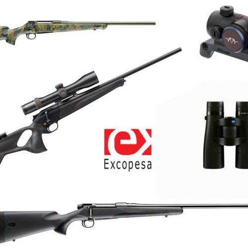 Excopesa estará en Cinegética con las novedades de las marcas de referencia en el mundo de la caza y el tiro