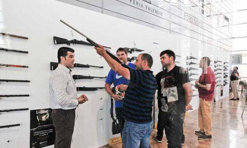 Fivac 2019 triplica su oferta en armas