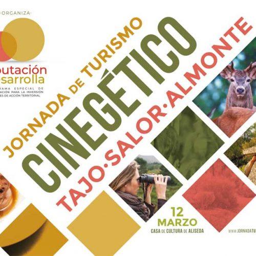 Jornada sobre turismo cinegético con reunirá a expertos de toda España