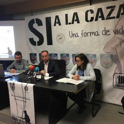 """FEDEXCAZA trasladará a los partidos políticos un """"Decálogo por la Caza"""""""
