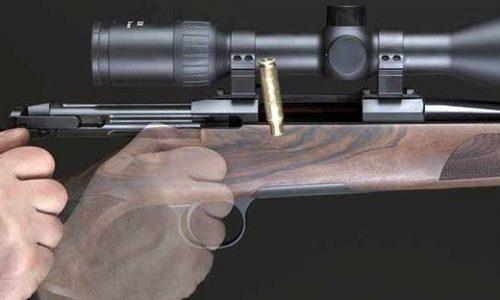 Descubriendo el rifle Steel Action HM, seguro, fiable y preciso