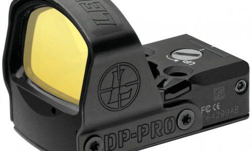 Visor LEUPOLD DeltaPoint Pro, diminuto pero poderoso y versátil