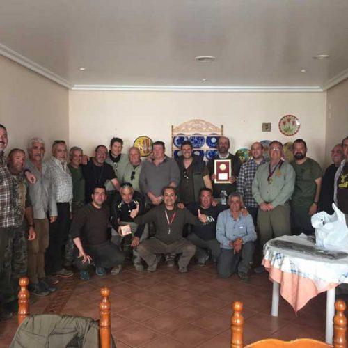 Resultados de la Final del Campeonato Autonómico de Caza Menor con Perro Modalidad San Huberto 2019