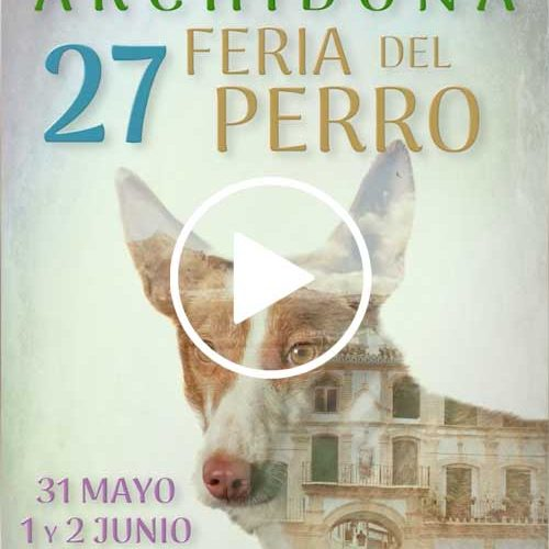 XXVII Feria del Perro de Archidona