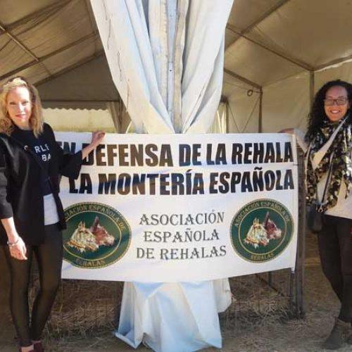 Primera jornada cinegética en el Garrobo