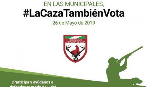 Cádiz y Sevilla aprueban la moción de la FAC en apoyo a la caza y el silvestrismo