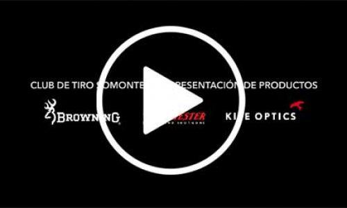 Aguirre y Cia presenta la nueva temporada de Browning, Winchester y Kite Optics