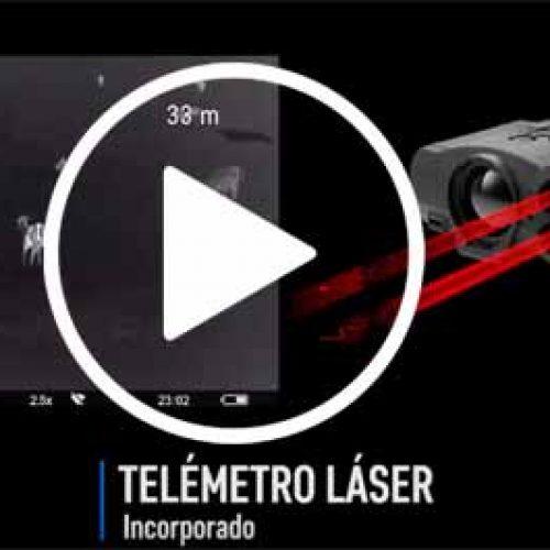 Los secretos de la noche al descubierto gracias al Binocular Térmico Accolade LRF de Pulsar