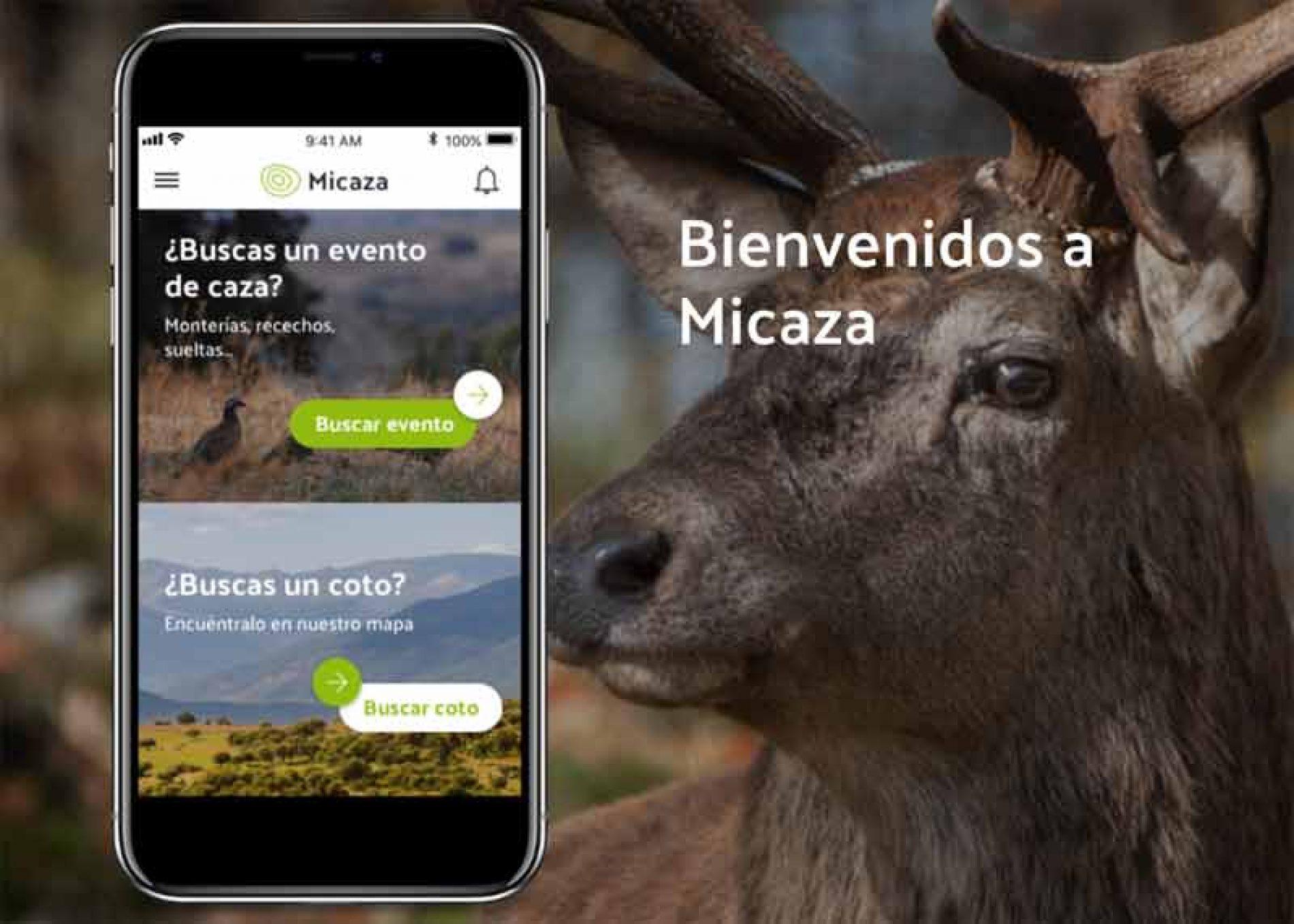 Micaza, el buscador más avanzado para encontrar dónde cazar