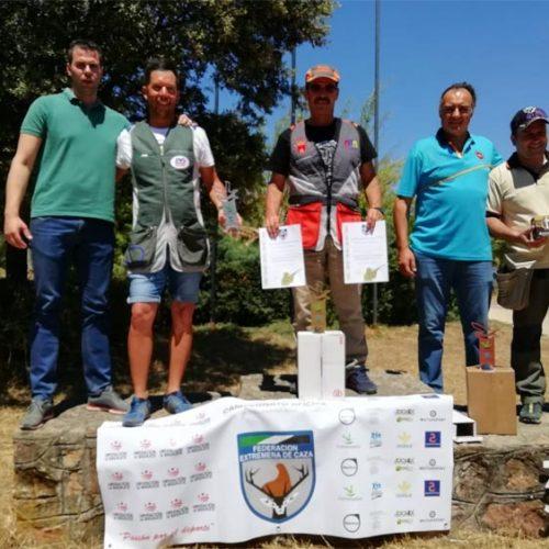 Eugenio Bravo se proclama campeón de Extremadura de Compak Sporting 2019