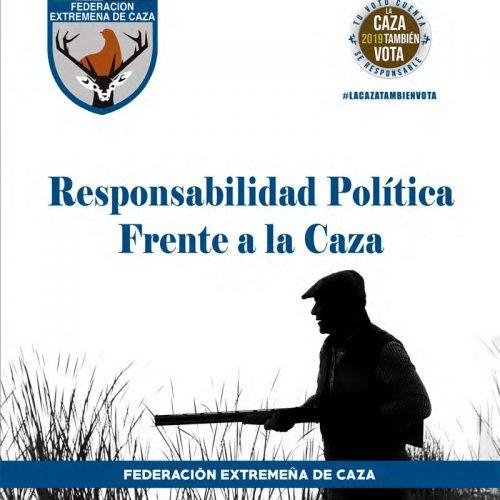 Los partidos que apoyaron #LaCazaTambiénVota alcanzan el 93,8% de representación en el Parlamento extremeño