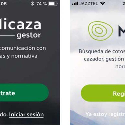 Utilidad de la app Micaza para una Sociedad de Cazadores