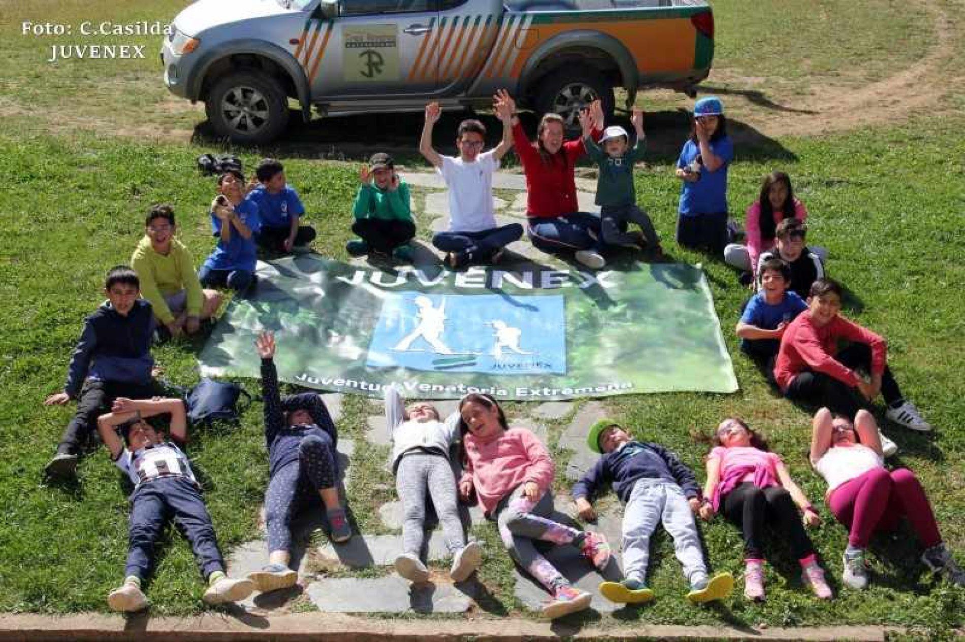 """III Campamento Solidario """"Fundación Atlético de Madrid & Juvenex & Club Rotary Badajoz"""""""