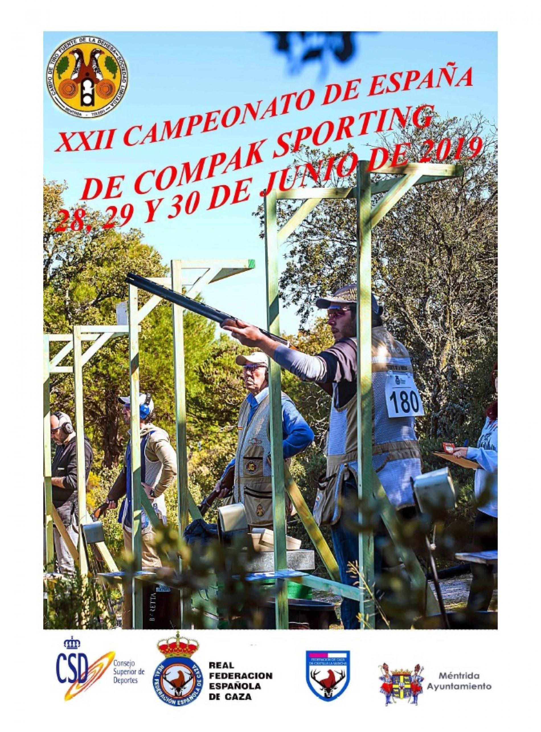 XXII Campeonato de España de Compak Sporting