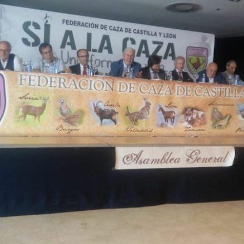 Asamblea General y Fiesta de la Caza en Castilla y León