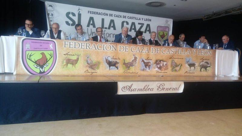 Fccyl Calendario.Asamblea General Y Fiesta De La Caza En Castilla Y Leon Trofeo Caza