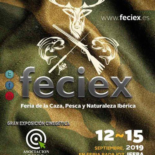 Nueva cita de los cazadores con FECIEX
