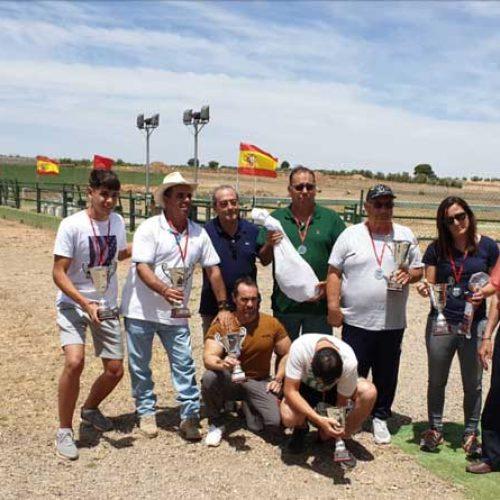 XXIII Campeonato Autonómico de codornices a vuelo de la Comunidad de Madrid