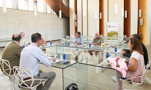 La Fundación Atapuerca y Artemisan sientan las bases de un acuerdo de colaboración